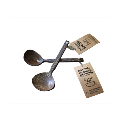 Coconut Shell Cooking Spoon