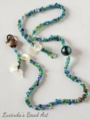 Aquarius Fishie Necklace