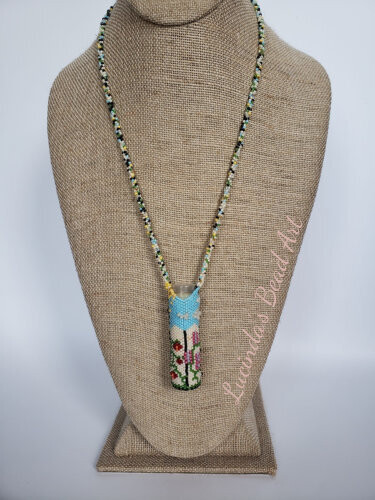 Like Night and Day Necklace