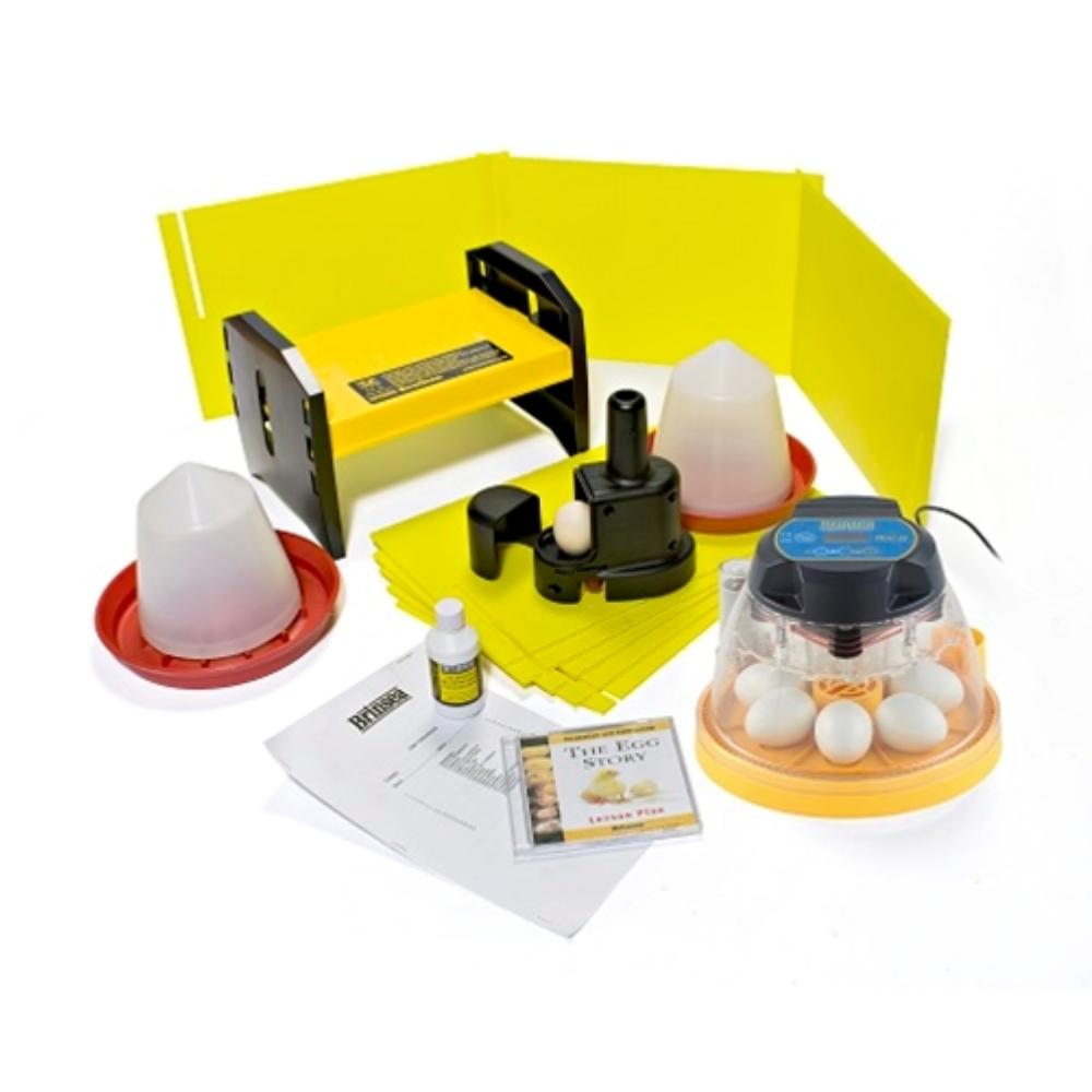 Brinsea Mini II Classroom Incubator and Brooder Pack