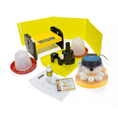 Brinsea Mini II Classroom Incubator and Brooder Pack