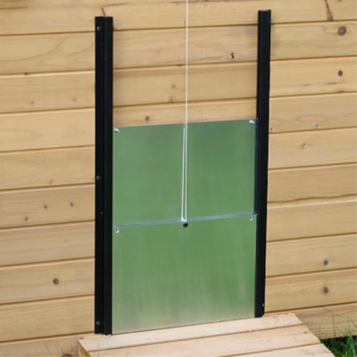 Brinsea ChickSafe Space Saving Chicken Coop Door Kit