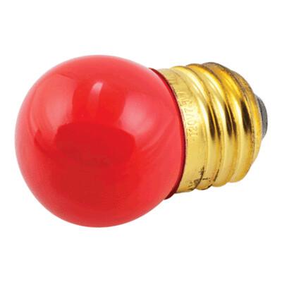 7.5 Watt Red Brooder Attraction Light Bulb
