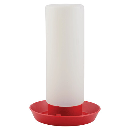 1-Quart Fount Waterer and Base