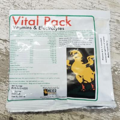 Vital Pack, 4-ounce