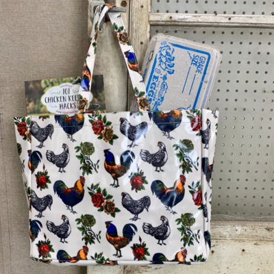 Waterproof Chicken Tote