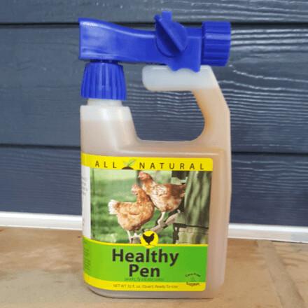 Healthy Pen Parasite, Fly & Odor Control w/ Hose Attachment