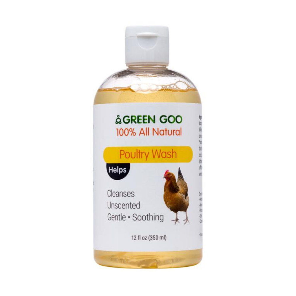 Green Goo Poultry Wash