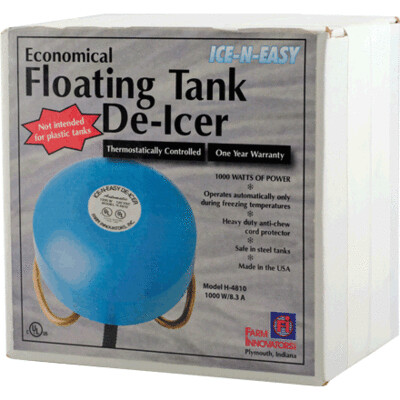 Traditional Floating Heated De-Icer