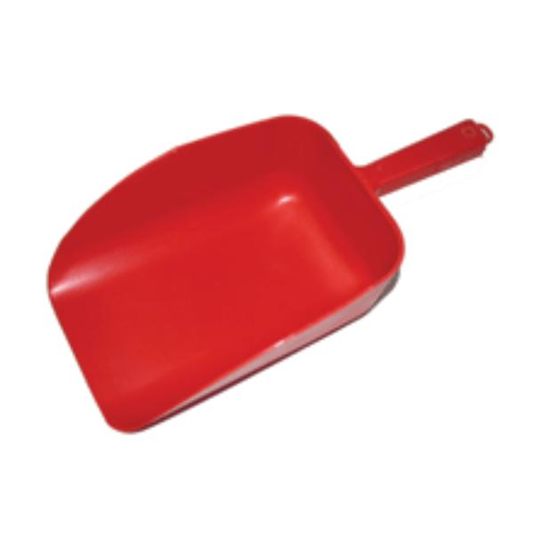 2-Quart Plastic Feed Scoop