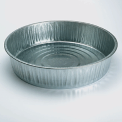 Galvanized 13-Quart Pan