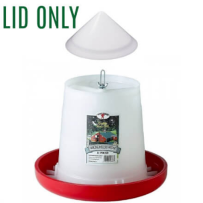 Plastic Feeder Lid for Little Giant HF11