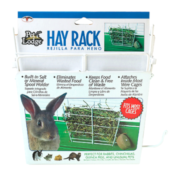 Wire Hay Rack