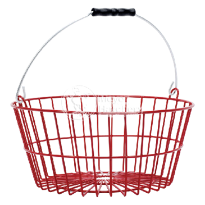 Plastic Coated 7-Dozen Egg Basket