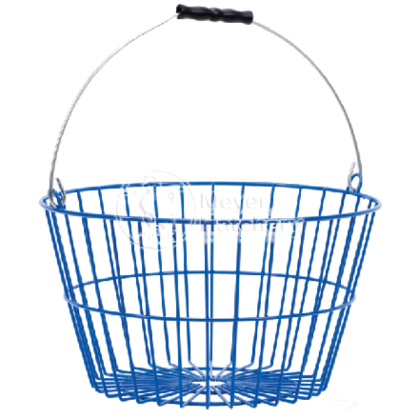 Plastic Coated 15-Dozen Egg Basket