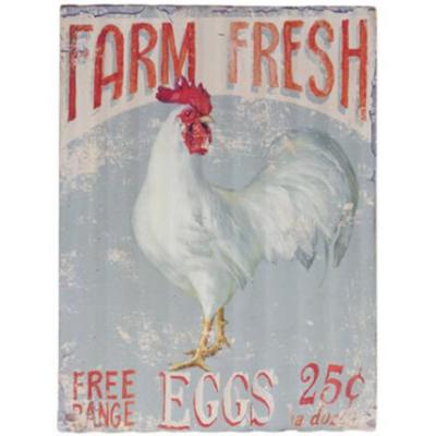 Farm Fresh Free Range Egg Tin
