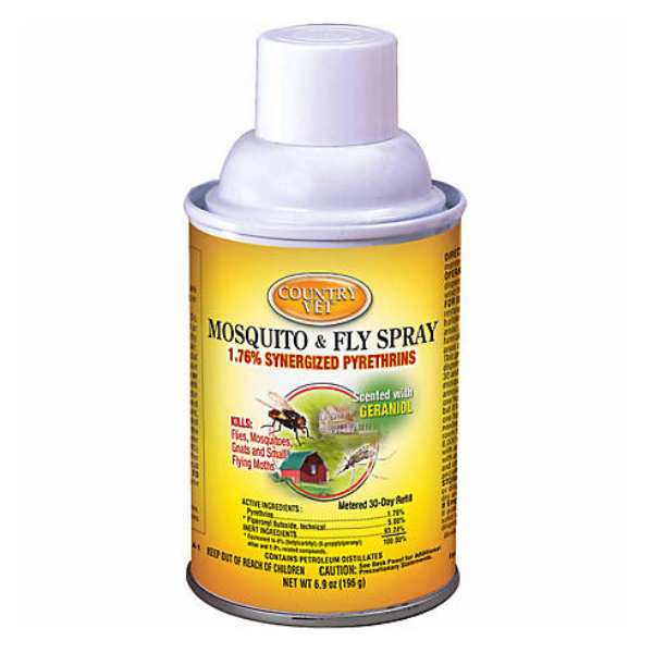 Mosquito & Fly Spray Refill, 6.9-ounce