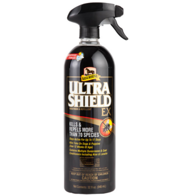 UltraShield EX Insecticide and Repellent, 32-Ounce Spray