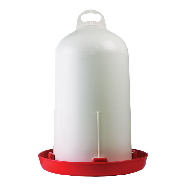 Top Filled Double-Walled 3-Gallon Waterer
