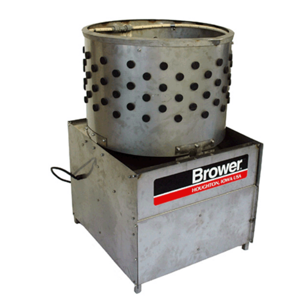 Stainless Steel Utility Plucker