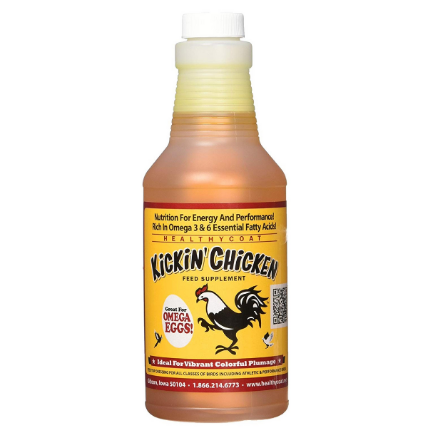 Kickin' Chicken Feed Supplement