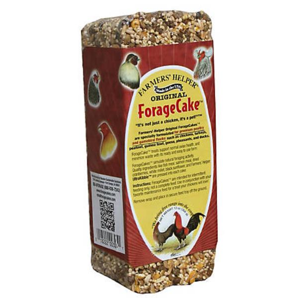Farmers' Helper Original ForageCake