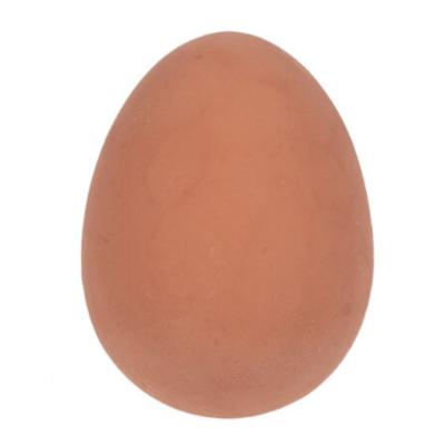 Brown Egg Bouncy Ball