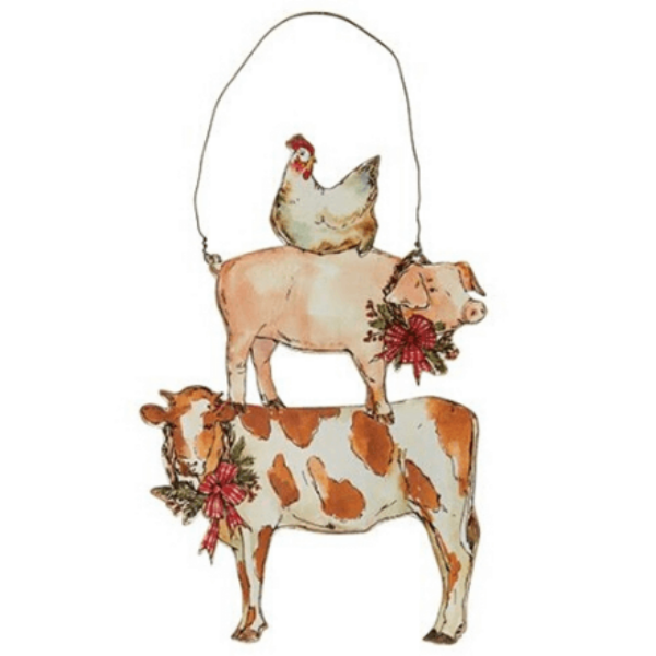 Farm Animals Stack Hanger