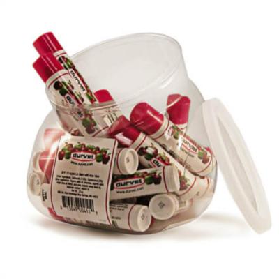 Durvet Apple Flavored Organic Lip Balm