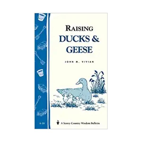 Raising Ducks and Geese