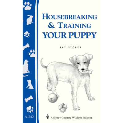 Housebreaking and Training Your Puppy