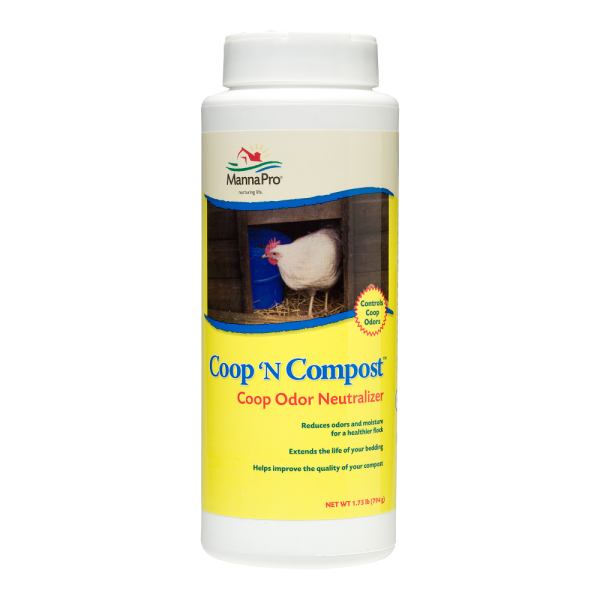Coop 'N Compost Odor Neutralizer