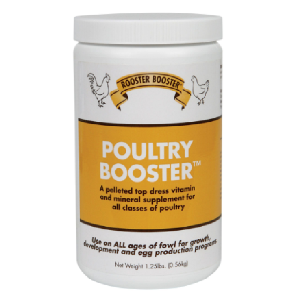 Rooster Booster Poultry Booster Top Dress