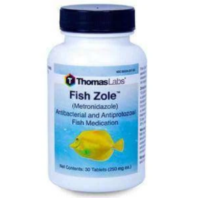 Fish Zole, 30 tablets
