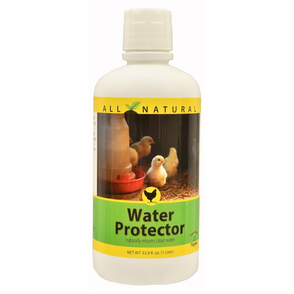 Poultry and Game Bird Water Protector