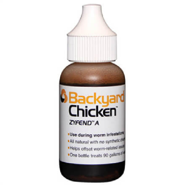 ZyFend A Chicken Dewormer