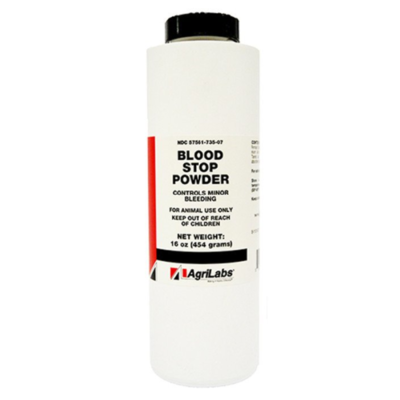 Blood Stop Powder, 16-ounce