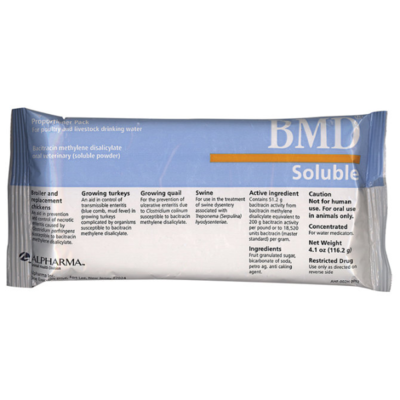 BMD Soluble Powder, 4.1-ounce