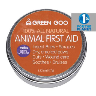 Green Goo Animal First Aid Salve