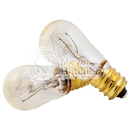 GQF 9045 Bulbs for Cool-lite Egg Candler, 2-pack