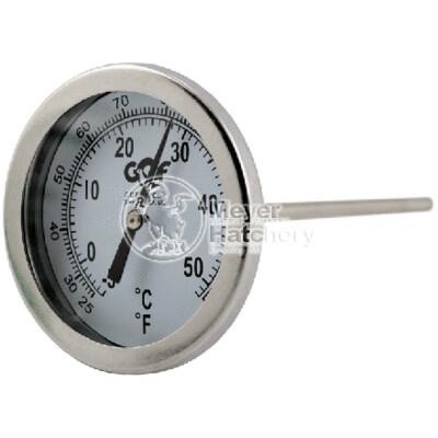 GQF 3018 Incubator Thermometer/Hygrometer