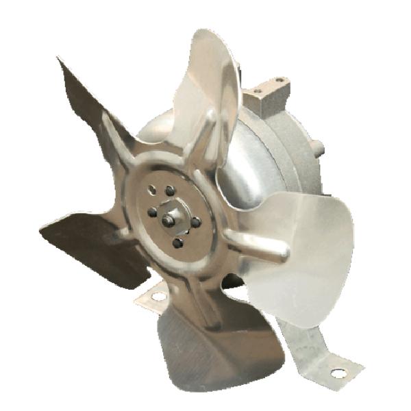 GQF 3012 Motor, Fan, and Mounting Bracket