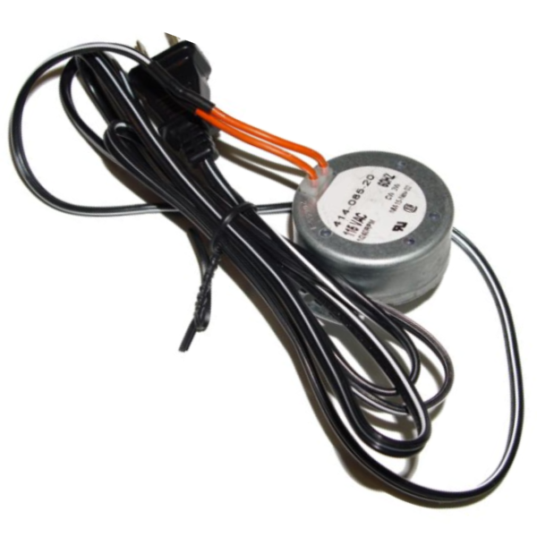 Hova-Bator 1655 Turn Motor with Electric Cord Attached