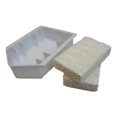 GQF 4500 Moisture Pan with 2 Humidity Pads