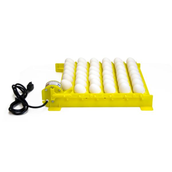 Hova-Bator 1610 Automatic Egg Turner with 6 Universal and 6 Quail Egg Racks