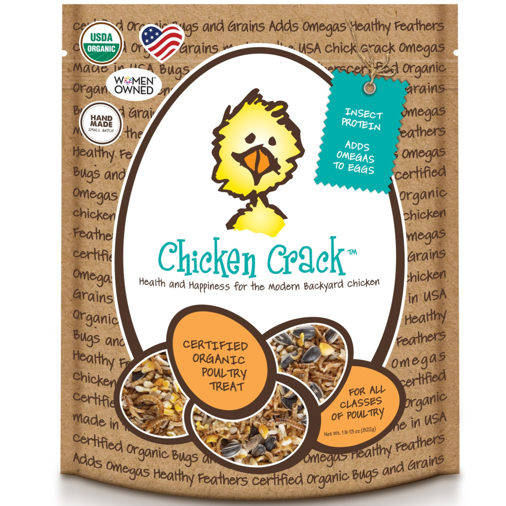 Chicken Crack - Treats for Chickens