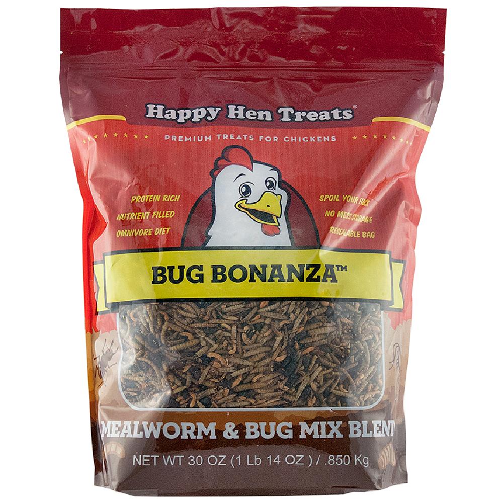 Happy Hen Treats Bug Bonanza
