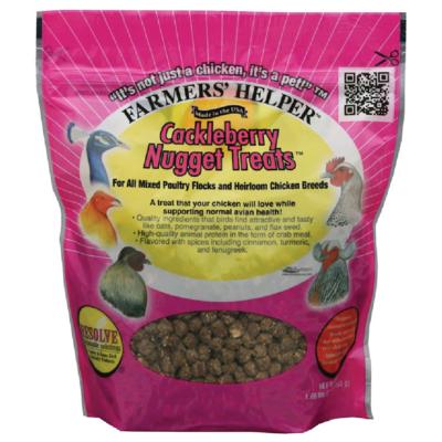 Cackleberry Nugget Treats - Farmers' Helper