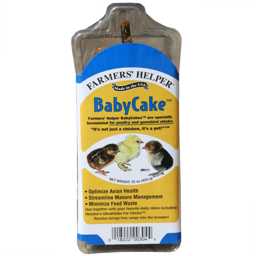 Farmers' Helper BabyCake
