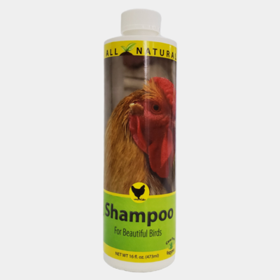 Poultry Show Shampoo
